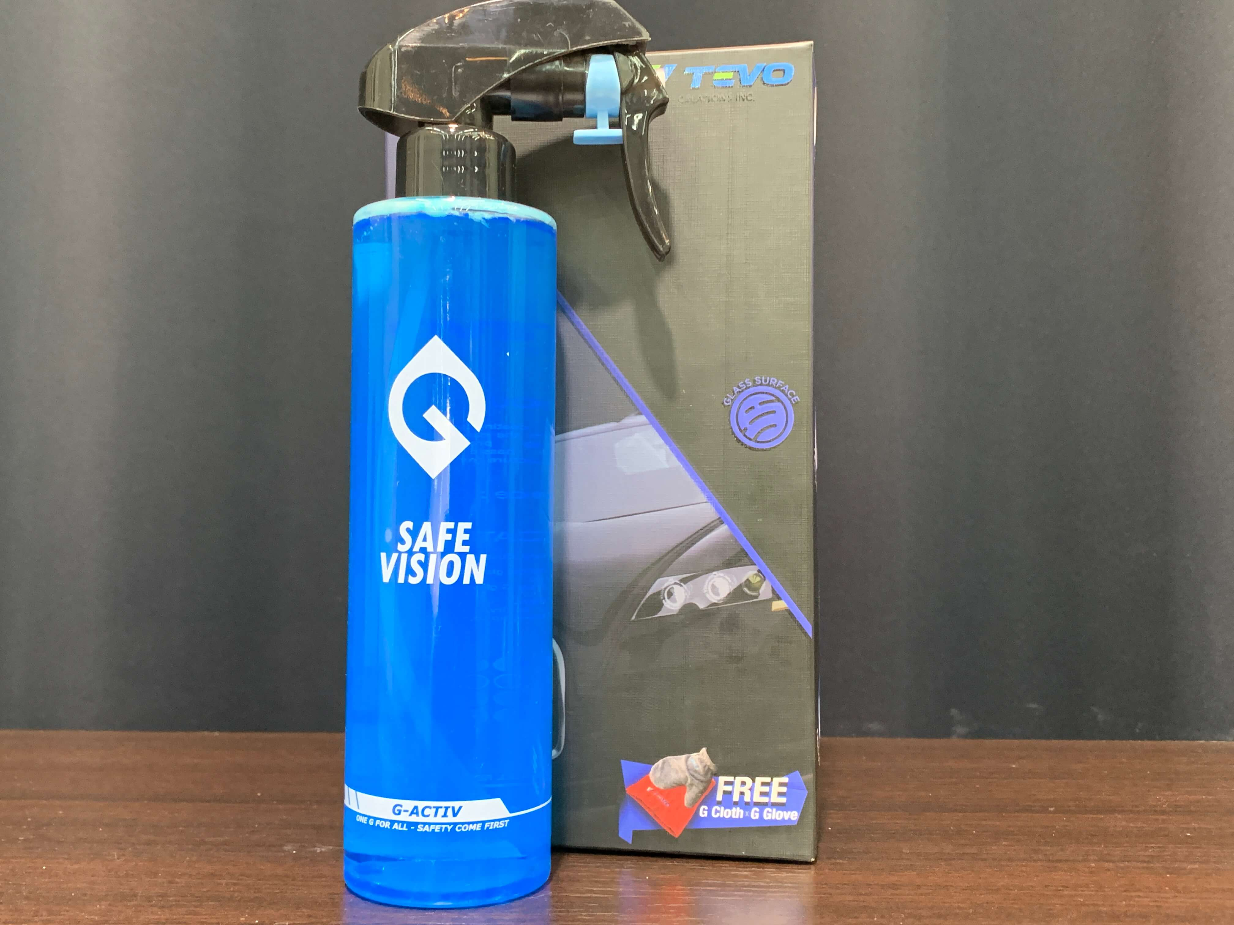 TEVO G-ACTIV SafeVision